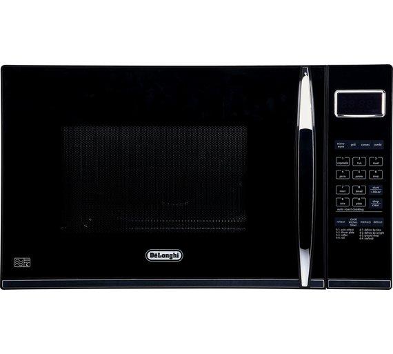 De'Longhi 900W Combination Microwave EC92 - Black £109.99 @ Argos