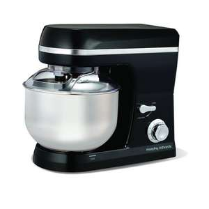 Morphy Richards Accents 400011 Stand Mixer - Black £58.92 @ Amazon