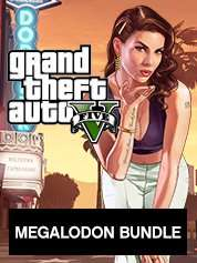 GTA V PC WITH 8 MILLION GTA ONLINE CASH £27.20 @ GMG