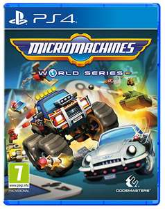 Micro Machines World Series PS4 / Xbox £14.85 delivered @ Simply Games