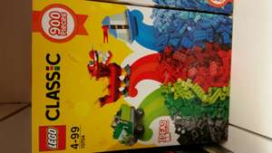 LEGO Classic - Creative Box 900 piece box in store Asda Bournemouth - £18