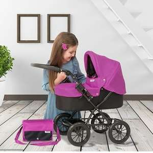 Mamas and Papas Giovani Dolls Pram with Changing Bag (was £50) now £25  @ Asda George