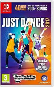 Just Dance 2017 Nintendo Switch £26 delivered @ Tesco Direct