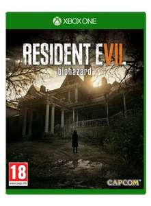 Resident Evil 7 PS4 / Xbox One £15 delivered @ Tesco Direct