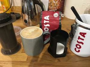 Costa Espresso Ground Coffee 200G Tesco - £2.50 until October 3rd