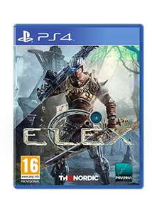 Elex Game PS4/Xbox £37.85  Base.com