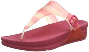 Fitflops pink bubblegum colour size 5-8 plus other colours sizes £13.50 prime / £18.25 non prime @ Amazon