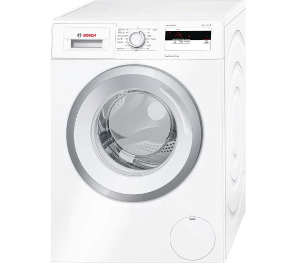 BOSCH Serie 4 WAN28080GB  washing machine save £180.99 - £299 Currys