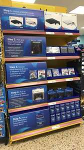 PS4 Slim 500GB + Uncharted Lost Legacy + Ratchet and Clan​k OR Wipeout + Extra Controller + £20 PSN - £249.99 In store at Tesco
