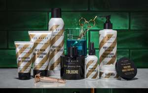 Free product sample from Ted's Grooming Range (Ted Baker)
