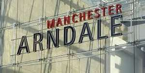 Park all day at Manchester Arndale NCP if arriving between 6-9AM for £5