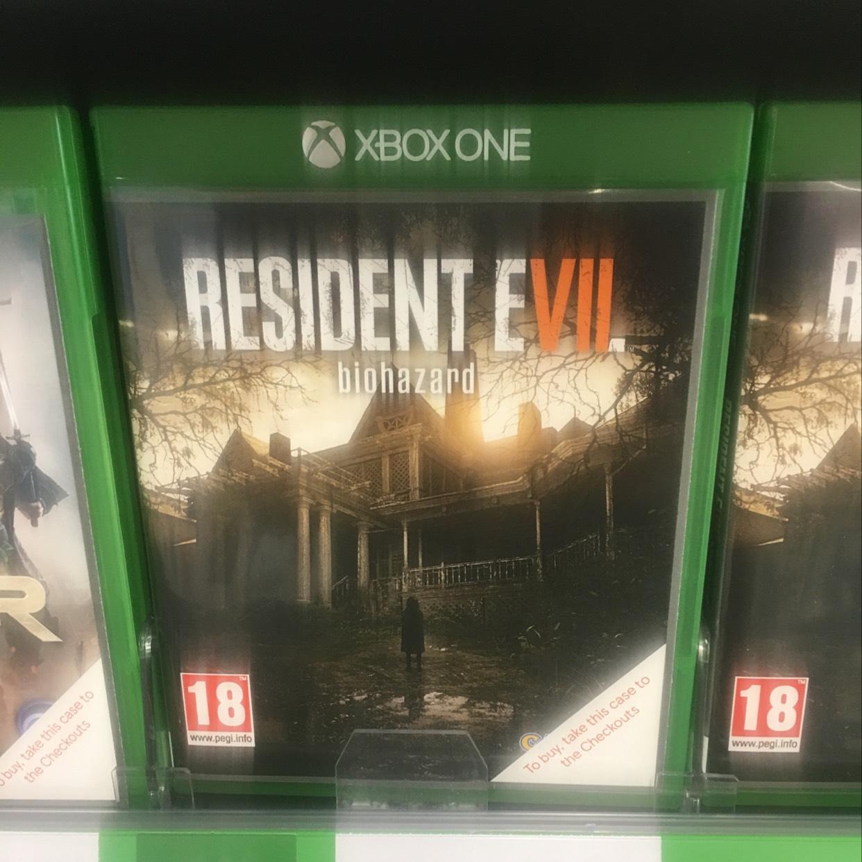 Resident evil 7 £15 @ Tesco - Linwood