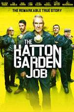 The Hatton Garden Job Film Of The Week 99p HD Rental @ iTunes