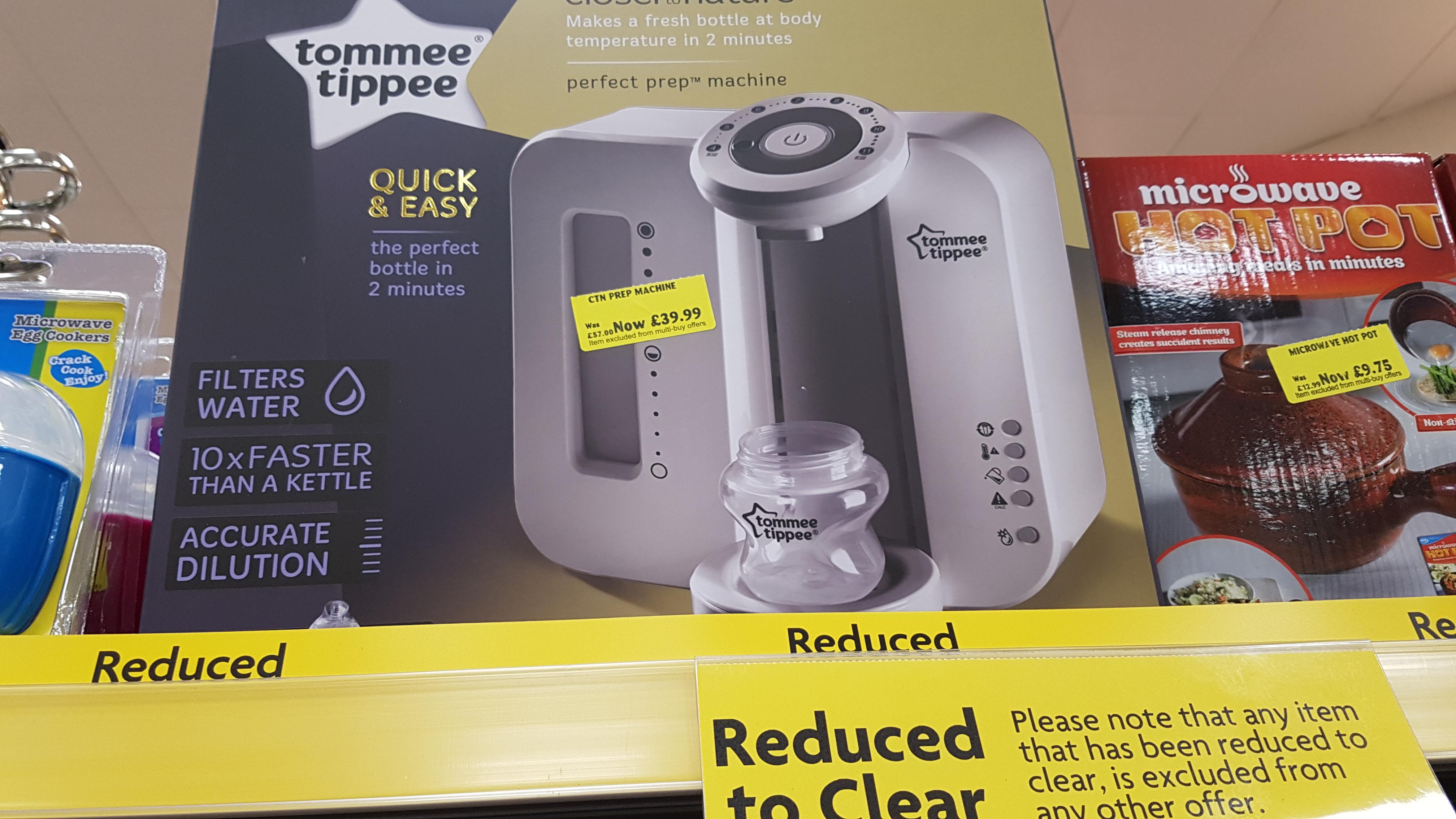 Perfect Prep Machine £39.99 - Morrisons Instore  - Ayr