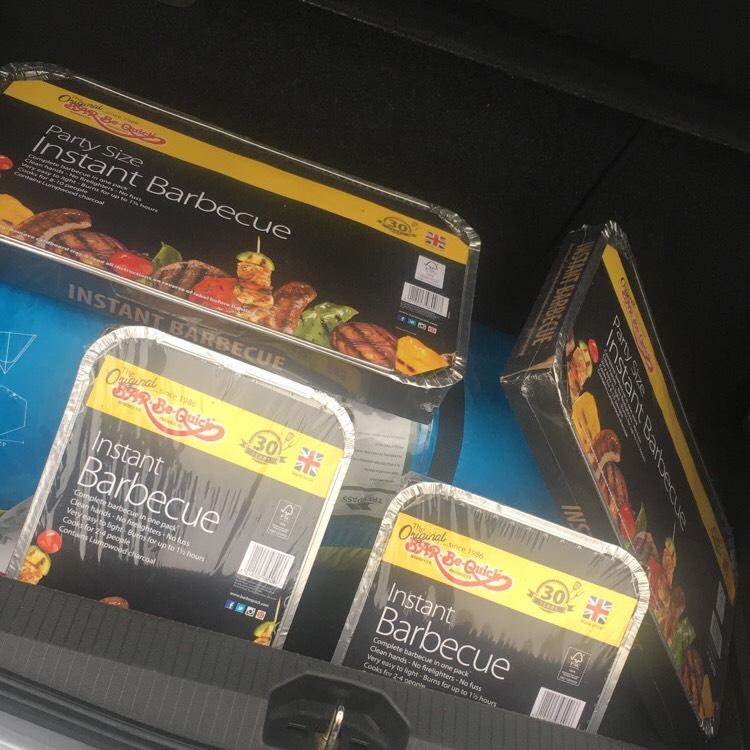 Cheap Instant BBQ £2.50 - ASDA Living - Teesside Park