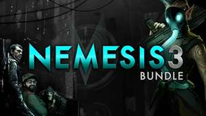 [Steam] Nemesis Bundle 3 - From 89p - Bundlestars