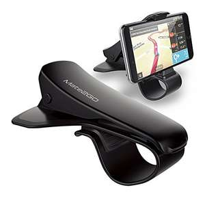 Universal Adjustable Dashboard Phone Mount for various phone models £8.99 prime / £12.98 non prime Sold by SumbayEU and Fulfilled by Amazon