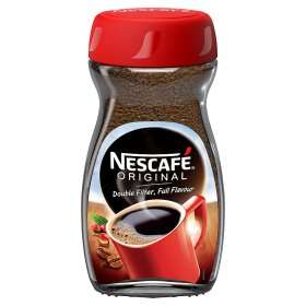 Nescafe original 300g - £4.50 Asda