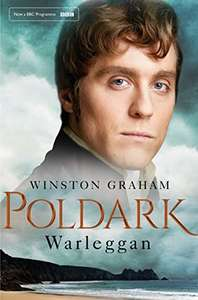 Warleggan Poldark novel Winston Graham paperback book only £1.99 at Amazon Prime £3.98 non Prime