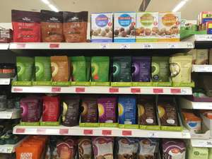 Naturya super food powders reduced (items from £4) instore @ Sainsbury's (Hayes