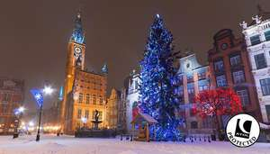 Gdansk Christmas Market 2 Nights £59 inc Flights & Hotel - Save 78% @go groopie