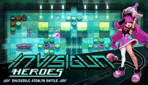 [Steam] Invisigun Heroes £3.44 @ Humble Bundle (demo available on Steam)