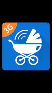 Baby Monitor 3G Was £3.59 Now 10p @ PlayStore
