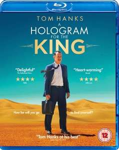 A Hologram for the King BLU-RAY NEW (NOT USED COPY) £3.39 with Free Delivery @ MusicMagpie