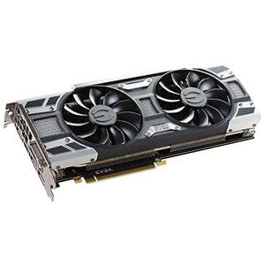 EVGA GeForce GTX 1080 SC 8gb Graphics Card / £488.84 @ Amazon
