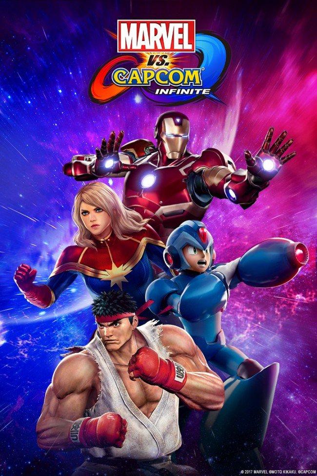 Marvel vs Capcom Infinite PC Steam key + 5% discount, £19.99 without - cdkeys