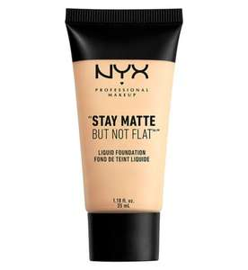 NYX Stay Matte Foundation £3 in store at Boots