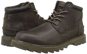 Caterpillar Men's Doubleday Short Boots  Size  9  £28.50 at Amazon - It's back! - stock showing in dark brown for some sizes