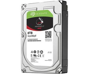 Seagate IronWolf 8TB HDD £217.42 - Amazon