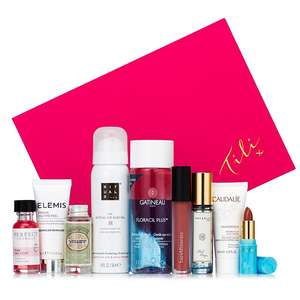 Tili Beauty Box Fifth Edition - £15 with FIVE4U discount code -  QVC