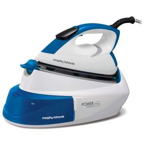 Morphy Richards 333007 Power Steam Iron with Intellitemp Compact Steam Generator  (was £99) Now £49.99 w/code @ Co-op electrical