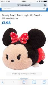 Tsum Tsum £1.98 / £4.93 delivered @ Toys r us