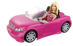 Half Price Toys with code from £15 (Barbie Convertible Car & Doll Playset) loads more in description @ Tesco direct