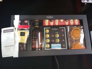 The Everything Under The Sun hamper only £10.50 @ Hotel Chocolat Factory Shop Huntingdon
