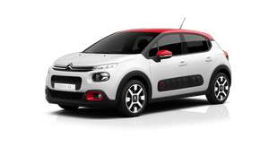 Drive a new Citroen C3 for one year for £167.99 per month - £300 documentation fees - £2258.28 @ Yes lease