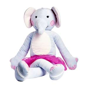 100cm Wilko Safari Dancing Elephant now £2 C+C @ Wilko (poss instore too)