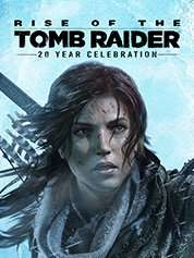 Rise of the Tomb Raider: 20 Year Celebration £12.80 on Greenmangaming - steam key