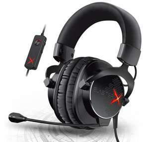 Creative Lab blasterx h7 gaming headphones £48.50 Manufacturer refurbished beautystall / Ebay
