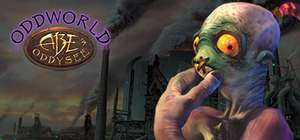 [Steam] Oddworld: Abe's Oddysee - FREE - Steam Store/Humble Store (Other titles discounted)