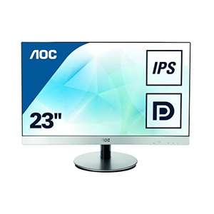 AOC 23 inch IPS Monitor, Display Port, 2 x HDMI, VGA, MHL, Speakers, Vesa I2369VM £89.97 @ Amazon (Prime Exclusive)