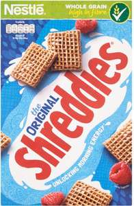 Nestle Shreddies Original Cereal (675g) Half Price was £3.00 now £1.50 @ Tesco