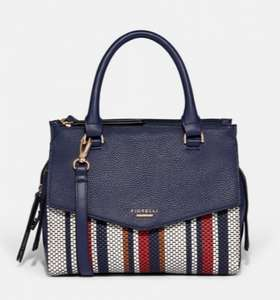 Fiorelli Mia grab Navy weave £28.95 delivered @ Runway Accessories