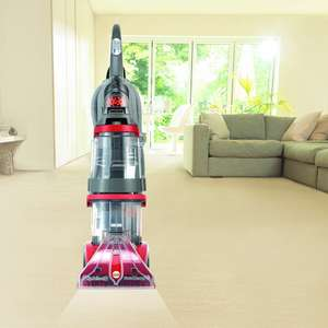 Vax V-124A Dual V Upright Carpet & Upholstery Washer / Cleaner RRP £399 - £107.99 @ ebay - direct-vacuums (USED REFURB)
