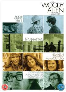 The Woody Allen Collection £2.99 @ Zavvi (£1.99 delivery)