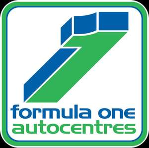MOT at Formula One Autocentre £15