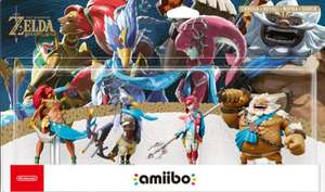 Amiibo Zelda: Breath of the Wild - Champions 4 Pack £69.99 @ game